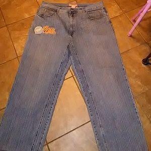 Men's Rocawear Blue Jeans